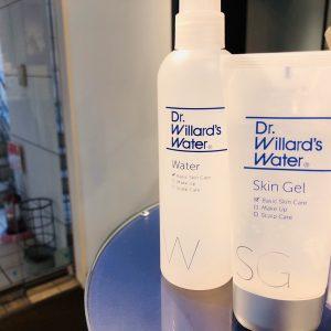 【体験談】Dr.ウィラード・ウォーターに助けられながら