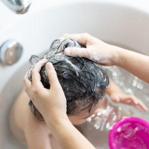 【敏感肌研究室】アトピー肌の子どものヘアケア