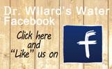 Dr.ウィラード・ウォーターのFacebookページ